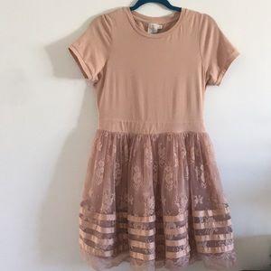 Twelve by twelve vintage style dress